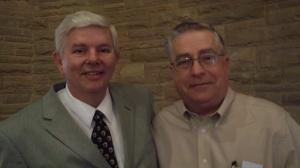Wayne Sanders was my best friend pre teen years and was in our church in Roanoke. We say him in 2011