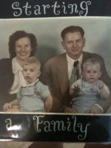 Yep that is the Whisnant's in 1948