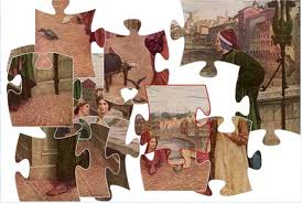 BIble jigsaw puzzle 1