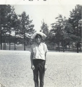 Charles as a Youth director in 1964-66
