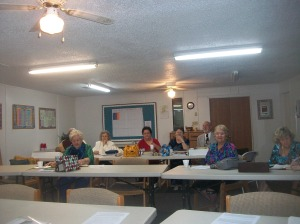 Our Bible Class Sunday Morning
