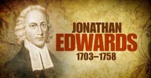 Johnathan Edwards 1703-