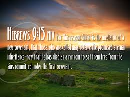 Eternal Inheritance Hebrews 9 15