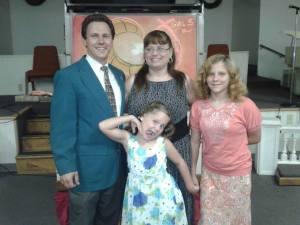 Haynes family July