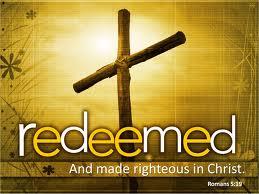 Romans 9 30 redemption