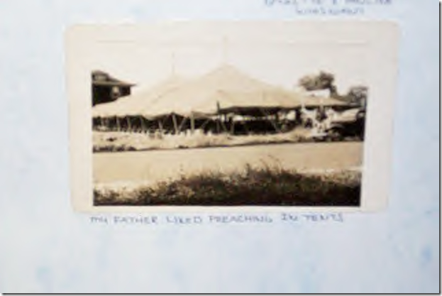 Tent Dad B