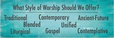 Worship style 1