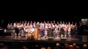 Chrisitan Homne Crusade choir 1