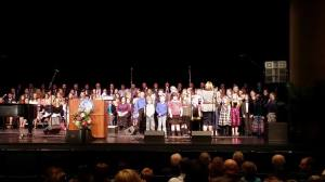 Christian Home Crusade Choir 2