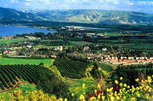 Deut Land of Isarel