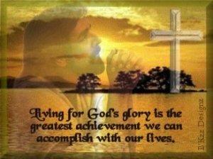 God's glory 1