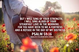 Psalms 59 16 z