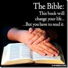 Bible change your life