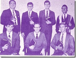 Charles Preachers Richard, Terry etc 1967