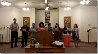 FBC Altoona choir 2015
