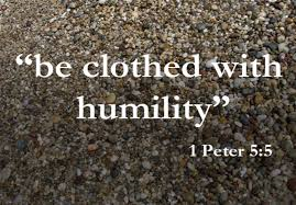 First Peter 5 5 humility
